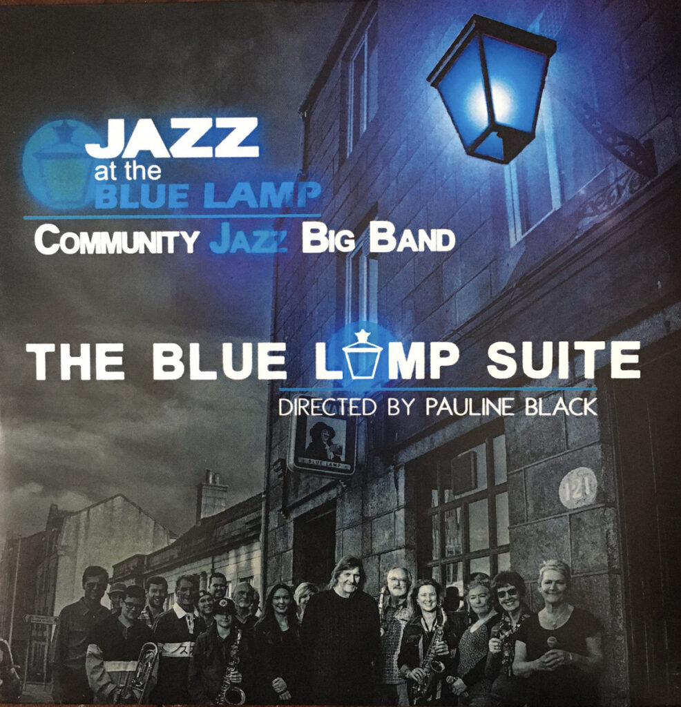 Jazz at the Blue Lamp - Community Band